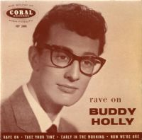 Buddy Holly - Rave On (FEP 2005) Ex/Ex